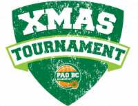 To Πρόγραμμα Αγώνων του XMAS Tournament της PAO BC Academy!